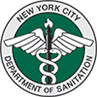 DSNY Holiday Calendar- NYC Holiday Garbage Schedule 2019 Garbage, recycling, and organics collections are suspended for Labor Day For questions about Sanitation services and holiday schedules contact 311 or visit nyc.gov/sanitation.